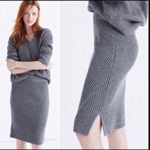 Madewell woodside Skirt NWT